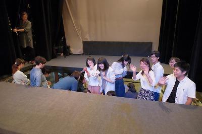 プーク人形劇場バックステージツアー