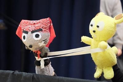 わたぼこり人形劇公演